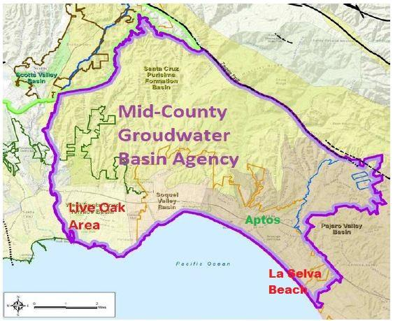 Mid-Country Groundwater Basin Agency